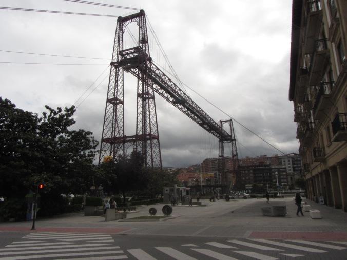 El pont de Portugalete- Getxo