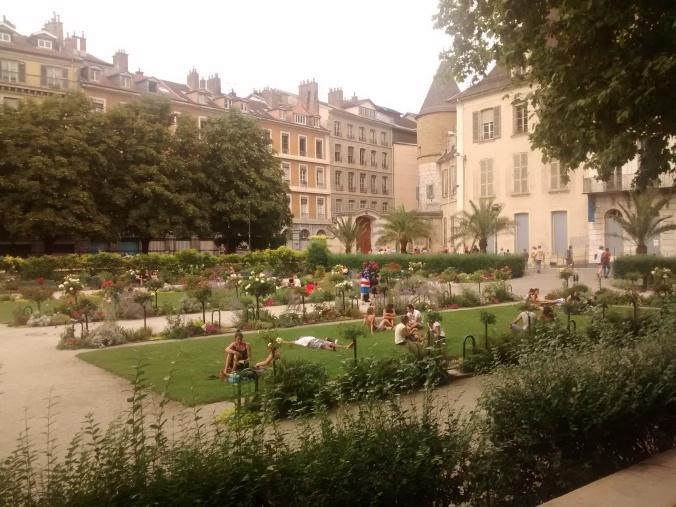 El parc bonic de Grenoble